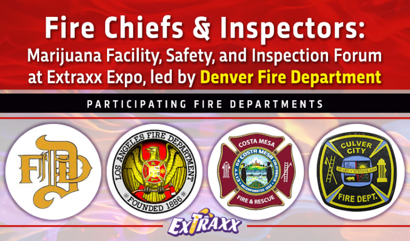 Fire Inspection & Safety, Open Forum at Extraxx Expo
