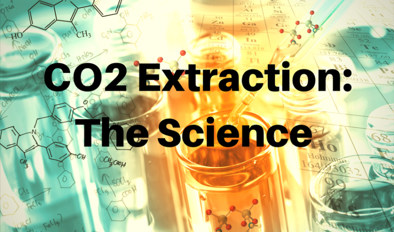 The Science of CO2 Extraction