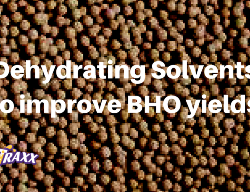 Dehydrate Your Butane to Improve BHO Yields