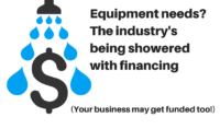 Financing marijuana extraction machinery
